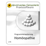 Heilpraktikersoftware - Homöopathiesoftware